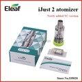 Оригинальный Eleaf iJust 2 атомайзер iJust 2 тк атомайзер 5.5 мл емкость ес глава 510 тема для iJust 2 комплект
