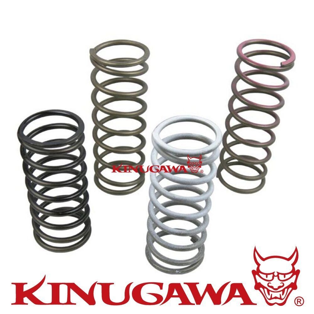 9 Psi 11 Psi 12 Psi Kinugawa for Tial Blow Off Valve BOV 50mm Spring Set