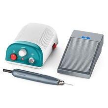 Taladro eléctrico sin escobillas para uñas, máquina pulidora de uñas de 90W y 50000RPM para laboratorio de odontología, Jade tallado, tienda de manicura