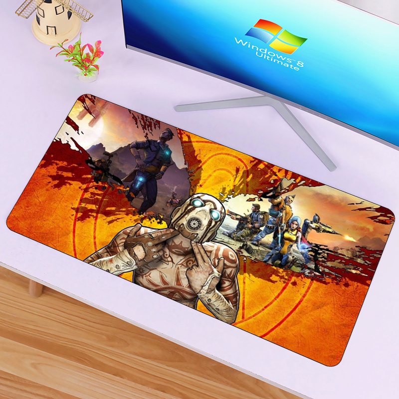 SIANCS Large <font><b>Borderlands</b></font> 2 Mouse pad 60X30cm XL Game Gamer gaming Mousepad keyboard Office Desk Mat image