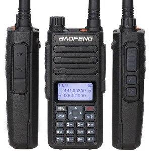 Image 4 - 2020 Baofeng DM 1801 dijital telsiz VHF/UHF çift bant DMR Tier1 Tier2 Tier II çift zaman dilimi dijital/Analog DM 860 radyo
