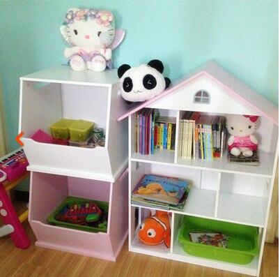 bambini giocattoli di plastica scaffale giocattolo di legno per ... - Scaffali Per Bambini