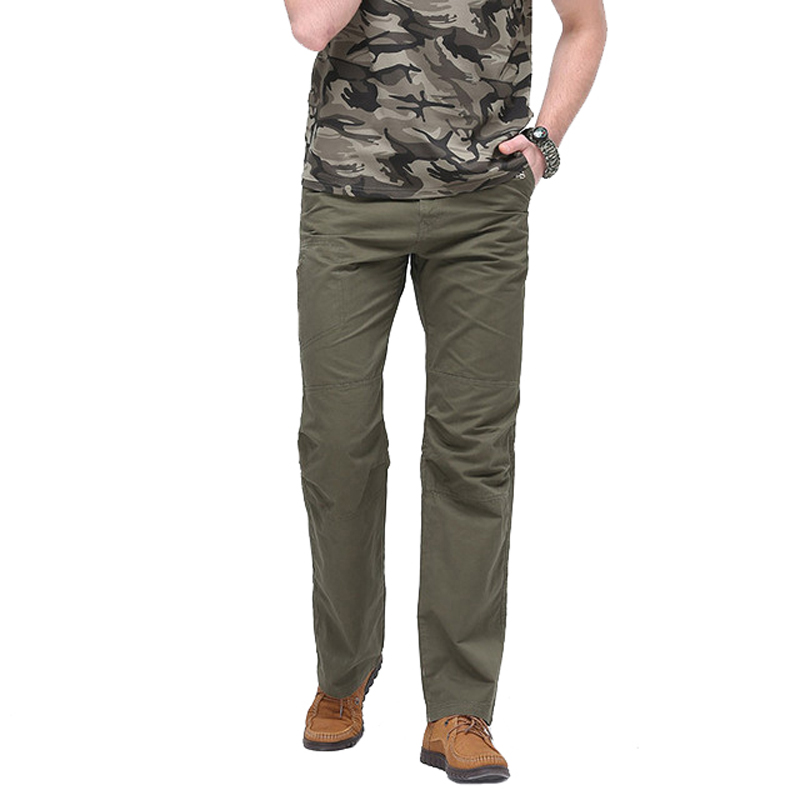 Overall Cargo-Pants Long-Trousers Military Multi-Pocket Male High-Quality New Brand Outdoors