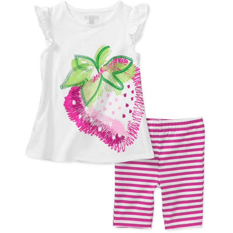 141ff86787d 2017 new cotton cartoon short sleeved summer clothing children pajamas  pijama boy girl necklace design children s clothing-in Pajama Sets from  Mother   Kids ...