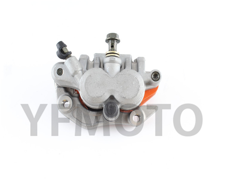 Free Shipping Motorcycle Metal Forged Motorcycle Front Brake Caliper Brake Pump For Hon da CR125 CR250 1995-2007 02 03 04 05 06 aftermarket free shipping motorcycle parts eliminator tidy tail for 2006 2007 2008 fz6 fazer 2007 2008b lack