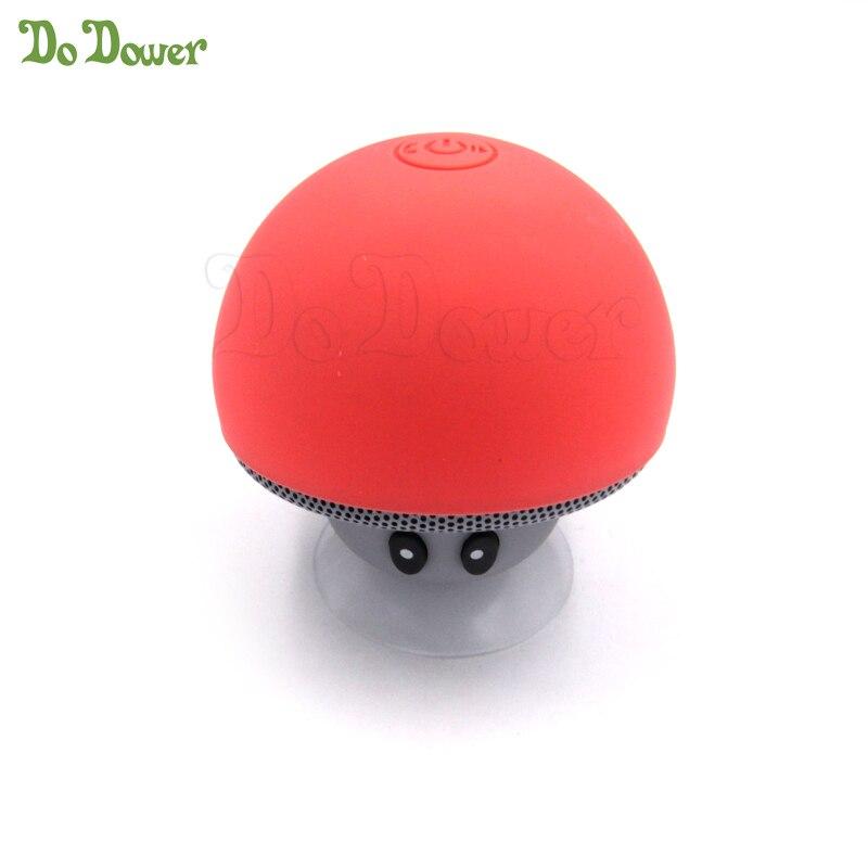 Wireless Mini Bluetooth Speaker Portable Mushroom Waterproof Stereo Bluetooth Speaker for Phone iPhone Xiaomi Computer