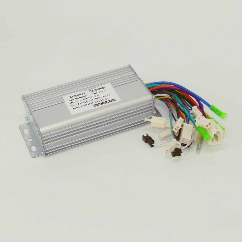 Free Shipping 15 Mosfets 48v 1000w 35a Dual Mode Sensor Sensorless Gt Power Control Forward And Reverse Speed Circuit 60 120degree Universal Model 500w 600w 30a Brushless Dc Motor