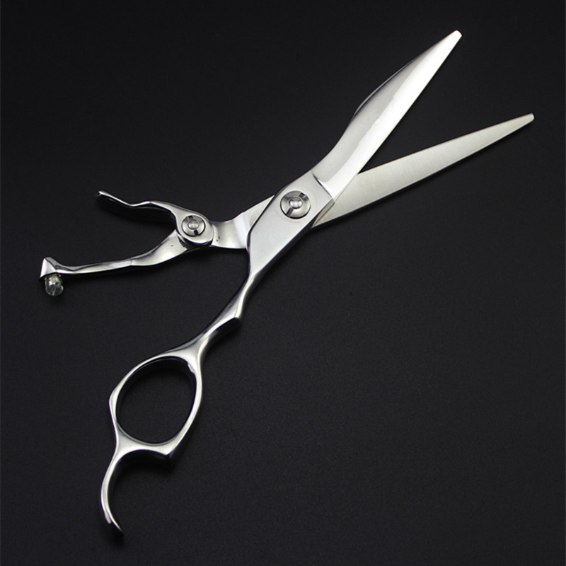 upscale professional Japan 440c 6 '' hair scissors haircut cutting barber makas scissor thinning shears hairdressing scissors professional 6 inch japan 440c hair scissors cutting shears salon scissor thinning sissors barber makas hairdressing scissors