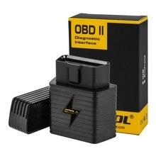 Autool A5 wifi bluetooth ELM327 OBD2 コードスキャナー車エンジンコードリーダーオートスキャンツールアンドロイドios用