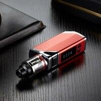 Kit de vapeo para cigarrillo electrónico, kit de vapeo con batería integrada de 2200mah y tanque de vapor de 0,5 Ohm y 2,5 ml, 80w, HB