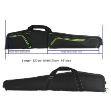 48″ Airsoft Rifle Padded AirGun Case
