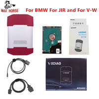 VXDIAG A3 Multi Diagnostic Tool for BMW for LAND ROVER & for JAGUAR and for V W Perfect Replacement of for BMW ICOM