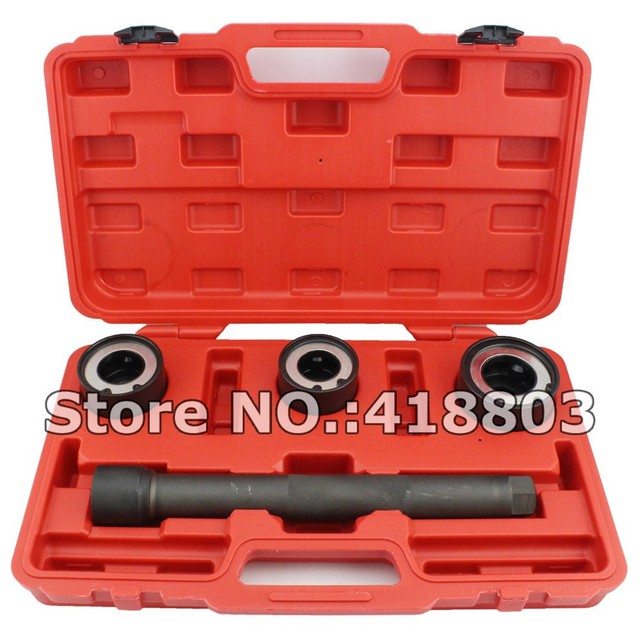 4pcs Steering Rack Knuckle Tool Tie Rod End Track Joint Removal Universal Removal & Installation Service kit