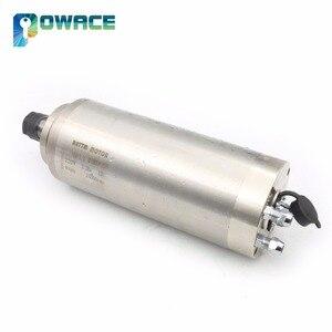 Image 2 - [EU STOCK] 0.8KW ER11 Waterproof Water Cooled Spindle Motor 220V 400HZ 65mm CNC Milling