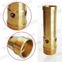A full 1.5 inch copper fountain spray head bubble nozzle water fountain head wind pool water blistered Waterscape