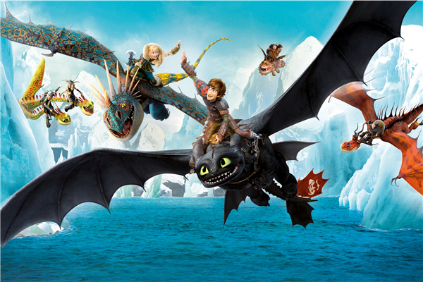 Custom Hiccup Wallpaper Toothless Sticker How To Train