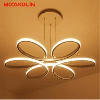 Led Modern Chandelier Lighting Novelty Lustre Lamparas Colgantes Lamp For Dining Room Bedroom Luminaria Indoor Light