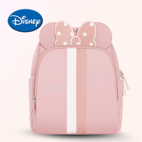 Disney USB Heating Diaper Bag Fashion Mummy Maternity Nappy Bag Large Capacity Baby Travel Backpack Designer Nursing Bag