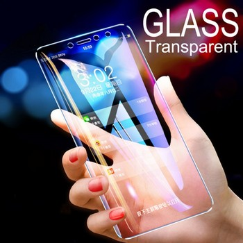 2pcs/Lot 9H Tempered Glass For Huawei Nova 7 7E 6 5 Pro 4 4E 3E 3 3i Y7 Y6 2017 Honor 20 V20 7A Explosion Proof Screen Protector image