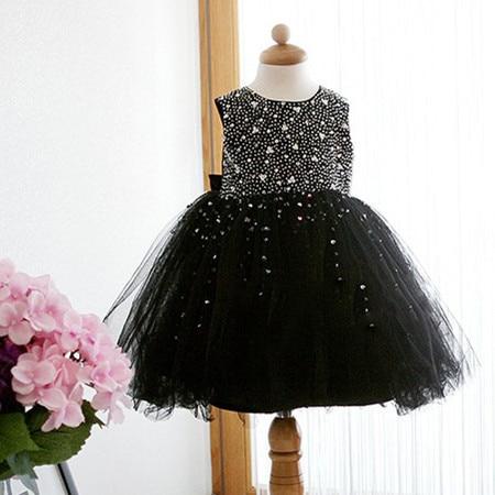Aliexpress.com : Buy Newborn Baby Girls clothes Black Christmas ...