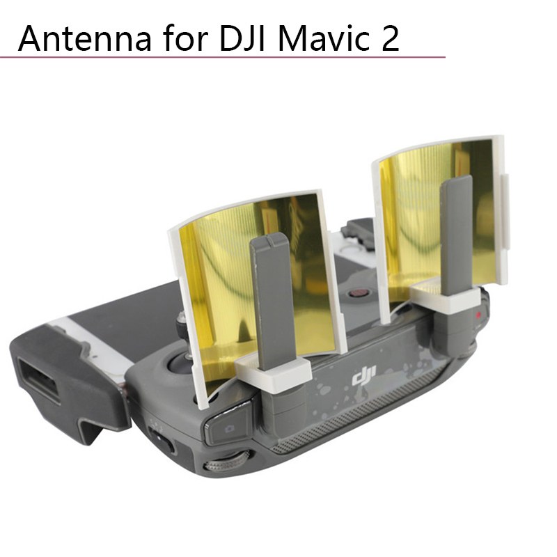 Remote Controller Signal Booster Antenna Amplifier Extender Range for DJI Mavic 2 Zoom Pro Mavic Air Drone Accessories Parts in Antenna from Consumer Electronics