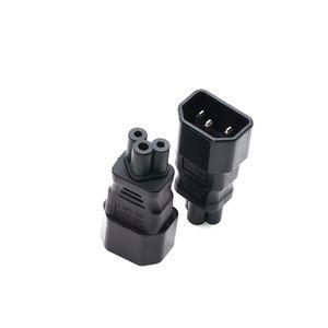 Image 1 - Профессиональный адаптер PDU IEC 320 C14 к C5, адаптер C5 к C14 AC, кабели питания C13 заменяются на кабель питания C5