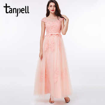 Tanpell appliques prom dress red off the shoulder floor length dress sashes back zipper up cheap pearl pink long prom dresses - DISCOUNT ITEM  50% OFF All Category