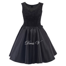 Dressv homecoming dress cheap peach a line mini appliques cocktail party dress above knee cheap gray short lace homecoming dress