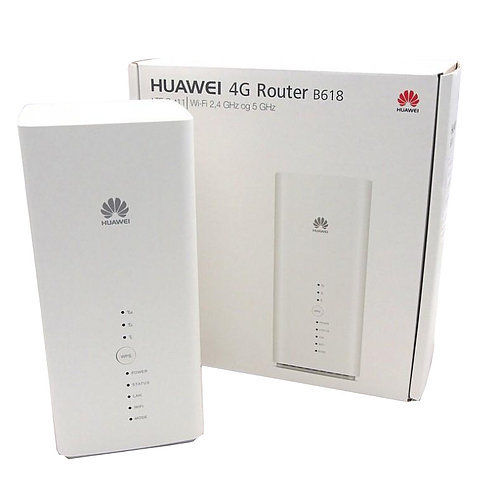 Sbloccato Huawei B618s-22d Cat11 4G LTE Banda 1/3/7/8/20/38 600Mbs router Wireless
