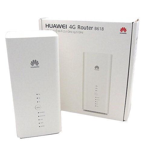 Unlocked Huawei B618s 22d Cat11 4G LTE Band 1 3 7 8 20 38 600Mbs Wireless