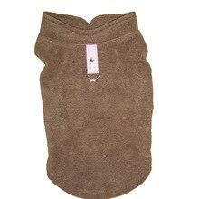 Winter fleece warm vest