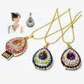 Real 4-32GB nechlace pendant crystal usb 2.0 memory stick flash drive pen drive ,