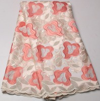 African Dry Lace Fabrics High Quality Cotton Lace Fabric Swiss Voile With Stone Swiss Voile Lace