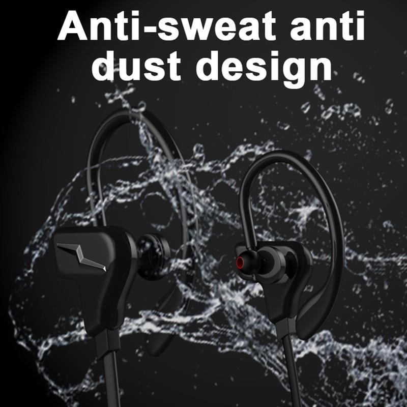 Sport Waterproof Bluetooth Earphone Wireless Earphones Headphones IPX4 Headphone Stereo Hifi Earphones Noise Cancelling Earbud