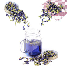 100g/pack 80g/pack Clitoria Ternatea Tea.Blue Butterfly Pea tea.Dried Clitoria kordofan pea flower.Thailand.toy(China)