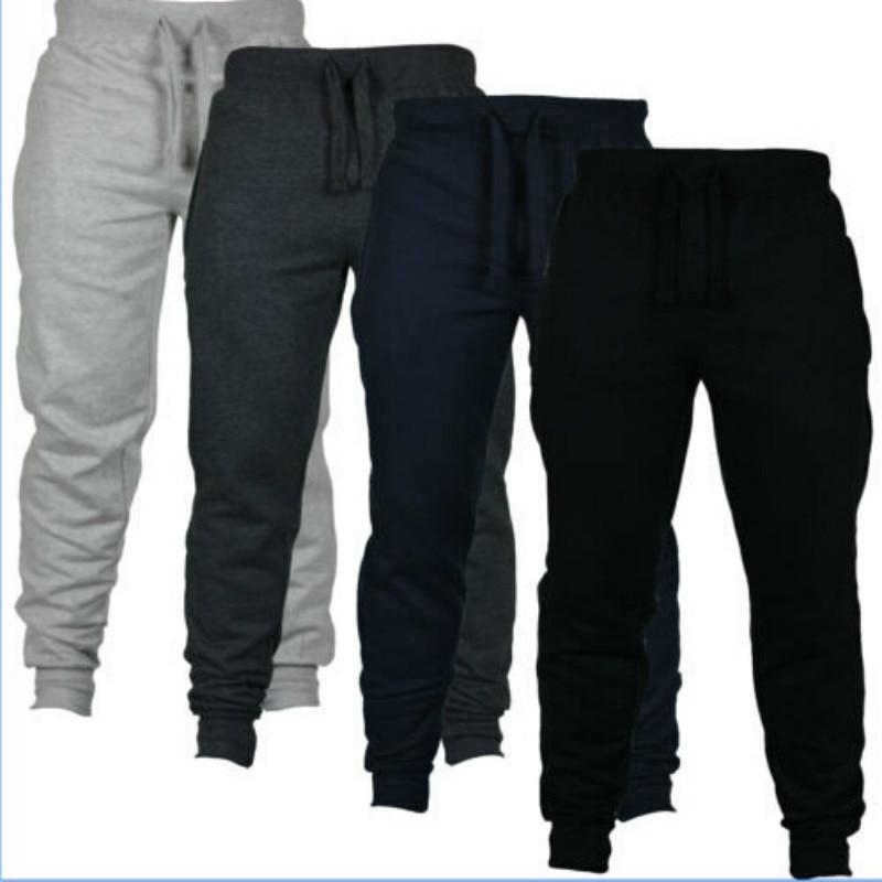 Casual fashion man Men cotton Loose Long Pencil mens Pants for Men Elastic Pants Hip Hop Clothing Trousers