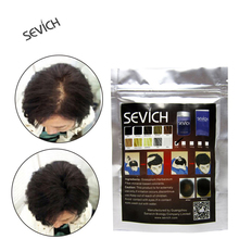 Concealer Hair Loss Fibers Natural Keratin Hair Fiber Thickening Powder Refill 25g Black/Dark Brown 10colors