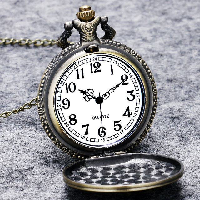 Captain's Watch – Steampunk Pocket Watch