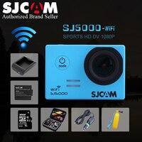 Action Camera SJCAM SJ5000 WiFi 1080P Camara Deportiva Full HD 2 0 170D Helmet Cam Underwater