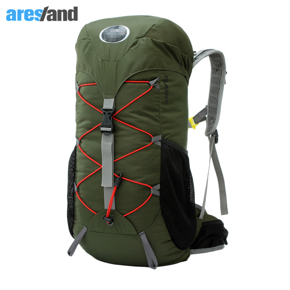 Local Lion 35L Outdoor Camping Bag Waterproof Ultralight Hiking Internal Frame Backpack Men Rucksack Free Shipping