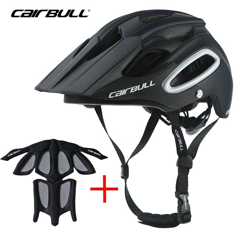 CAIRBULL полностью terrai велосипедный шлем Casco Ciclismo велосипедный горный шлем для мужчин и женщин для спорта на открытом воздухе защитный велосипе...