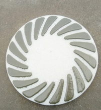Diamond Fiber Polishing Pad for Dry Concrete and Terrazzo