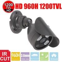 Vanxse Cctv 1 3 Sony Cmos Hd 3pcs Array Ir Cut 960h 1200tvl 3 6mm Outdoor
