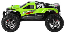 SUBOTECH BG1510B 1 24 2 4GHz Full Scale High Speed 4WD Off Road Racer Electric RC