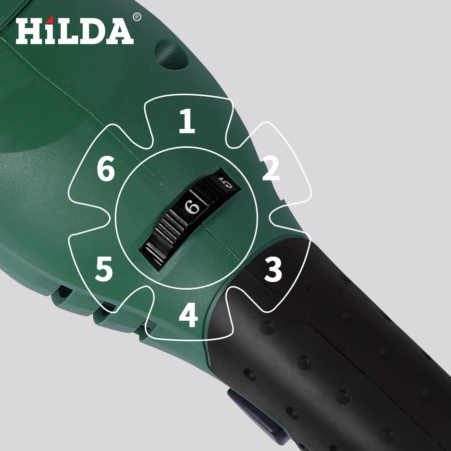HILDA 1200W Auto Polierer Auto Polieren Maschine Polieren Maschine Sander M14 Elektrische Boden Polierer 150mm Polieren Pad