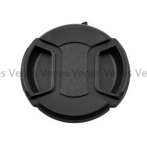 Image 2 - VENES 50 pçs/lote lens cap com 49mm, Nenhuma palavra com pitada oriente capa 49mm, centro Pitada Lens Cap