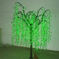 Precio La fiesta de Navidad de la boda decoración de vacaciones LED Artificial sauce llorón árbol luz