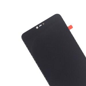 Image 5 - Ban Đầu Màn Hình LCD Cho Xiao Mi Mi 8 Lite Màn Hình Hiển Thị LCD Bộ Số Hóa Cảm Ứng Thay Thế Cho Mi 8X Mi 8 Lite Kính Cường Lực bộ Dụng Cụ Sửa Chữa