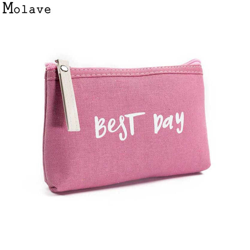 Womens Coin Purse 2017 Letter Printing Coin Purses Wallet Ladies Zipper Pencil Case Cute Portable Key Coin Purse Makeup Bag AU31 new graffiti coin purse zipper pencil case cute portable key card holders purses makeup bag gift girls