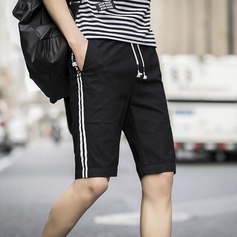 Men Casual shorts Men's Drawstring Walk Short